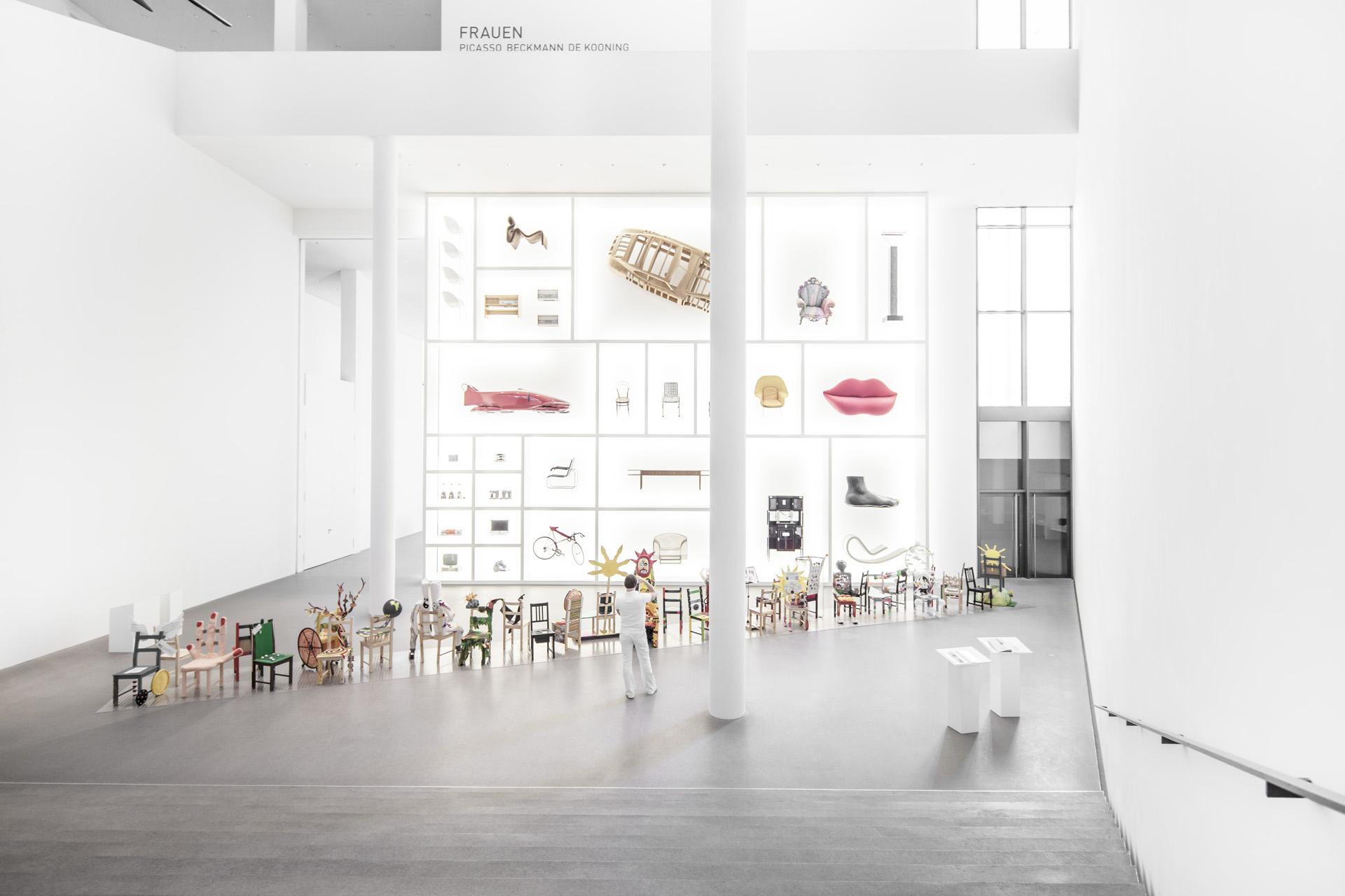 IMG 2580 - Pinakothek der Moderne