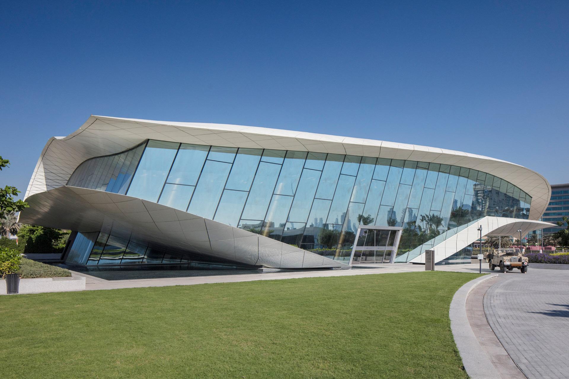 FL111 4 - ETIHAD MUSEUM