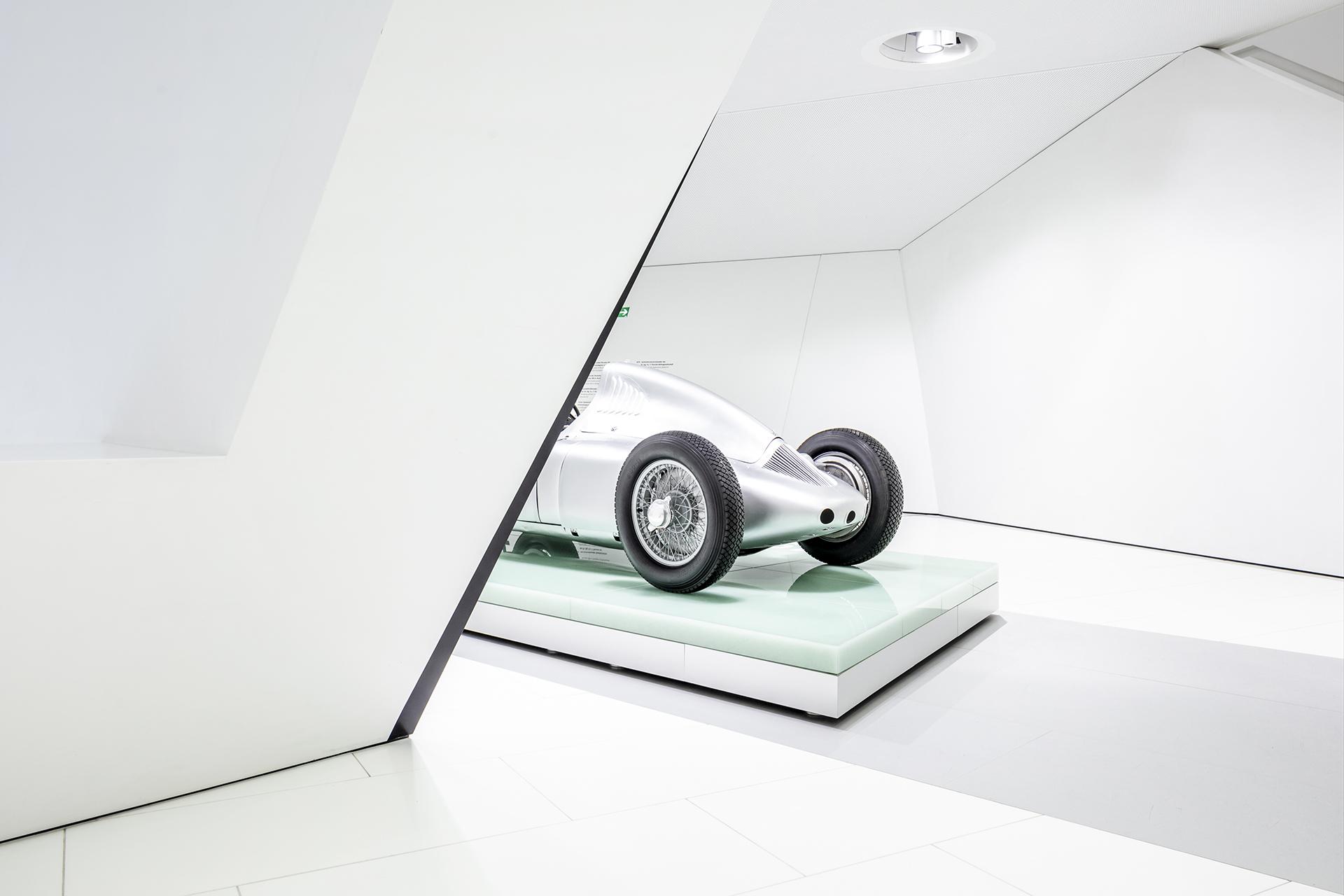 A9A3242 - PORSCHE MUSEUM